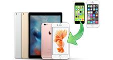 古いiPhoneの連絡先をiPhone6s/6s Plusに移行する方法