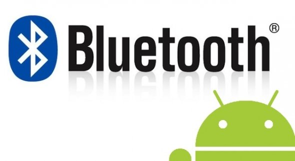 BluetoothでAndroidファイルを転送