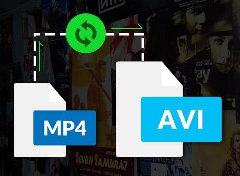 AVIファイルをMP4に変換しましょう!