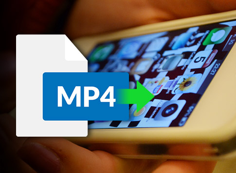 MP4をMPEG2に簡単変換!