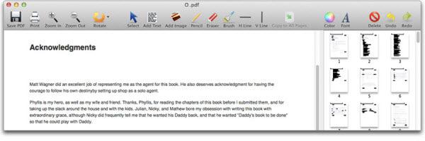 トップ8 Mac 用 PDF リーダー