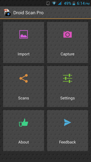 android pdf scanner