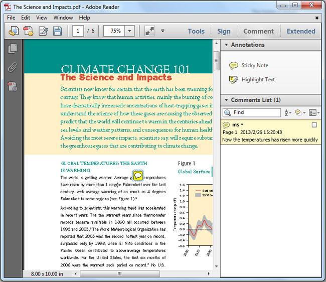 Adobe Reader pdf編集