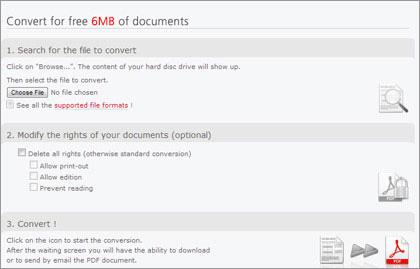 create pdf free online