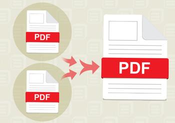 複数のPDFファイルを一つに結合
