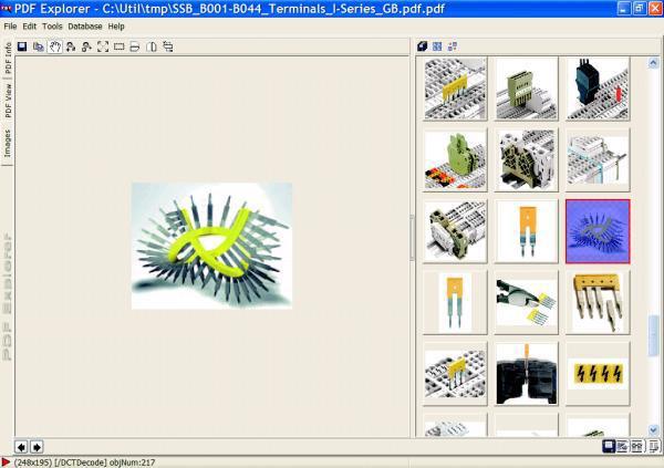 『PDF Explorer』画像を管理