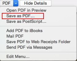 MacでPDFファイルに画像を追加する方法