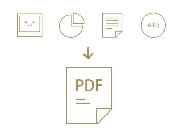 pdf ファイルサイズ 縮小