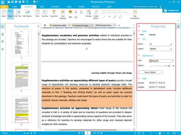 Windows8でPDFフォームを作成する方法