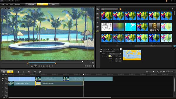 Corel® VideoStudio® Pro X7