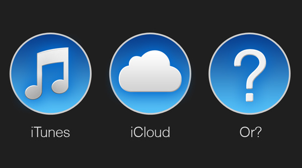 MACでiPhoneの容量を増やす