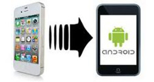 MacでiPhoneの連絡先、写真、音楽などのデータをAndroidに転送
