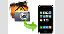 iPhotoの写真をiPadに同期する方法