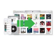iOS 8にアップグレードする前に、iPodのデータをインポート・転送する方法