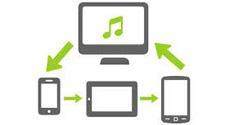iPhone、iPad、iPod touch、互いにメディアを転送する方法