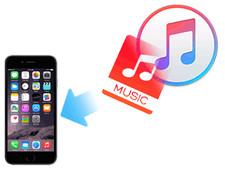 iTunesからiPhone6s/6sPlusへ音楽を転送する方法