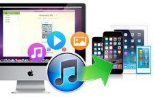 iPhone・iPad・iPodの音楽や動画を再生出来るように変換するのは簡単!