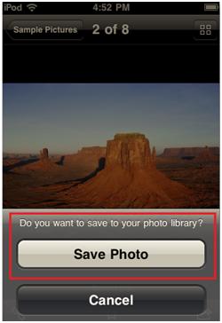Macからiphoneへ写真を移す