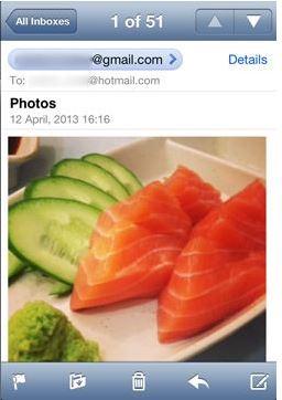 iphoneからフラッシュドライブに写真を転送