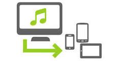 iTunesを使わずにiTunes内の音楽ファイルをiPhoneに転送する方法って?