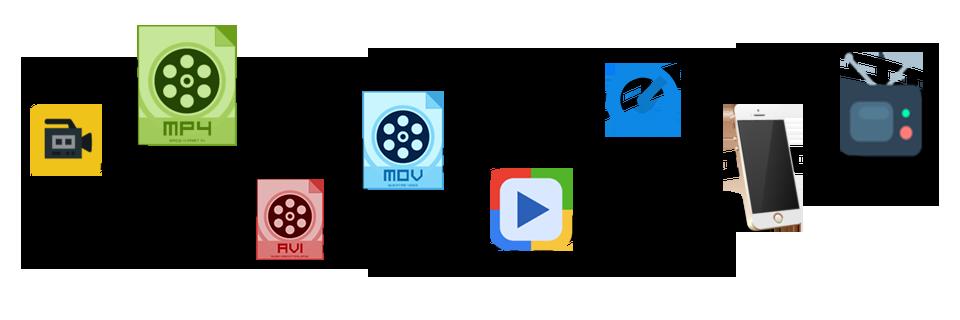 ドライブレコーダー動画保存形式と再生方法