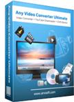 動画変換ソフト2:Any Video Converter