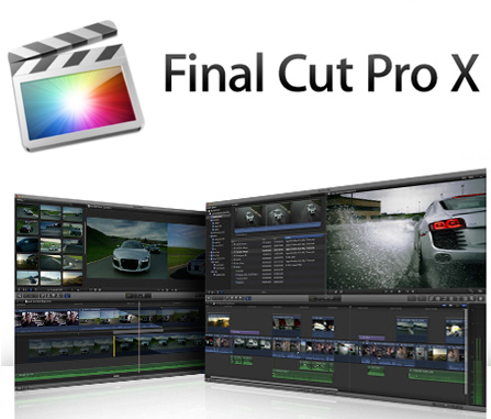 Final Cut Pro XでBGMを消す