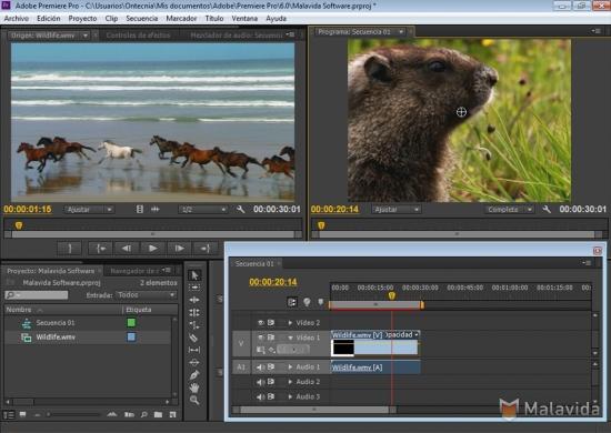 Adobe Premiereで動画をトリミング/カットする