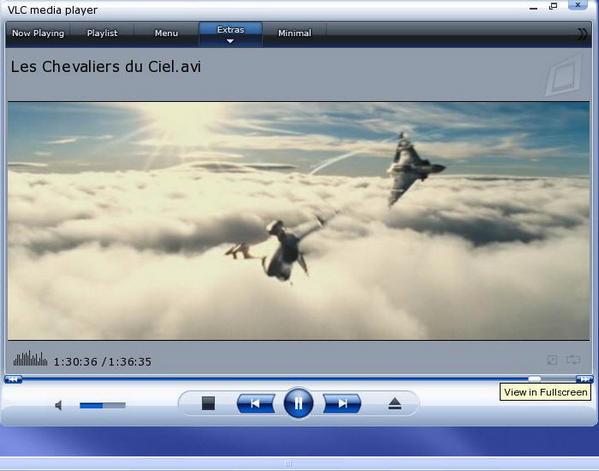 動画スロー・倍速再生ソフト VLC media player