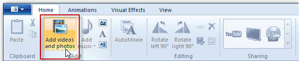 windows live movie maker ダウンロード