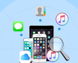 iPhone・iPad・iPod touchのデータをバックアップ&保存