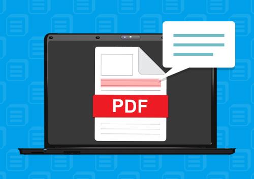 PDF 注釈機能