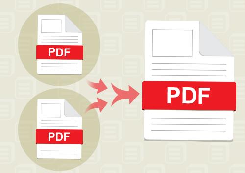 PDF の結合