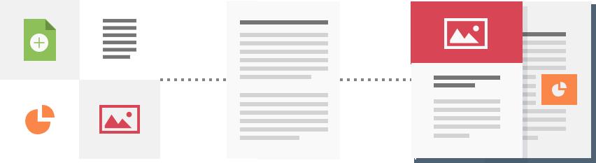 PDF コンテンツの編集