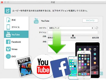 プロフィールビデオ編集ソフト mac