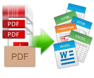 PDFエクセル変換
