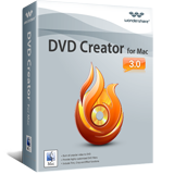 Wondershare DVD Creator(Mac版)