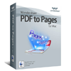 Wondershare PDF to Pages(Mac版)