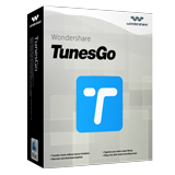 Wondershare TunesGo デラックス版(Mac)