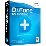 Wondershare dr.fone for Android Suite(Windows版)