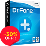 Dr.Fone for iOS(Windows版)