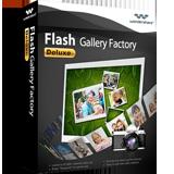 Flash Gallery Factory Deluxe(Windows版)