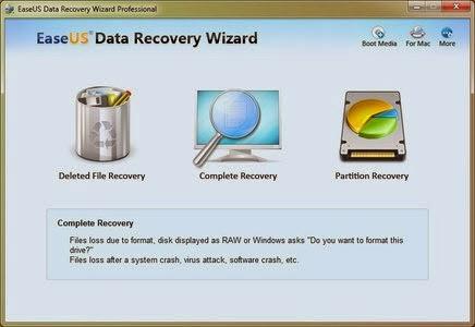 人気なデータ復元ソフト