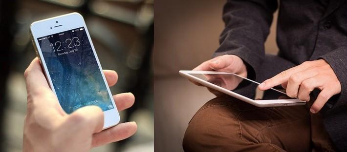 .iPhoneやiPadで動画が再生する