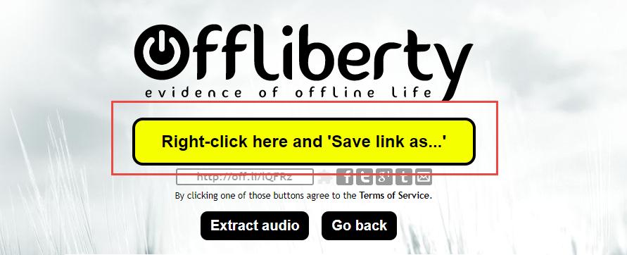 Twitter動画ダウンロード-Offliberty