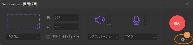 set recording preference