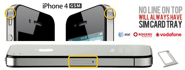 iphone 4 gsm vs iphone 4 cdma