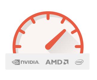 高速・高品質なフォーマット変換!3D動画変換も簡単!