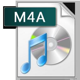 m4a変換・m4aをmp3に